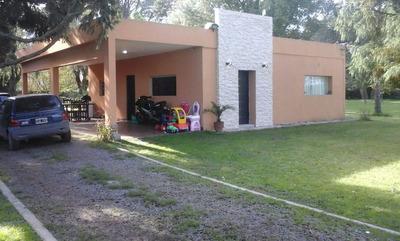 Moreno Casa Quinta Sobre Parque 1900 Mts2 Arbolado