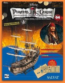Piratas Do Caribe Número 64 Salvat
