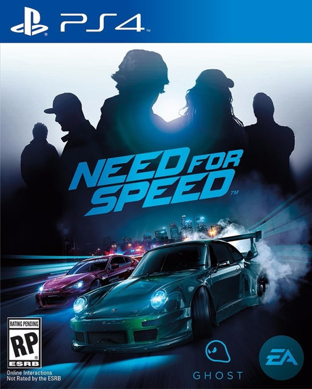 Need For Speed Ps4 Midia Física