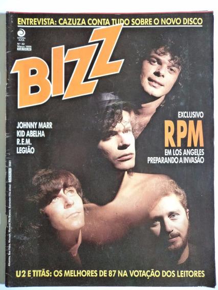 Revista Bizz N 32 - Março De 1988