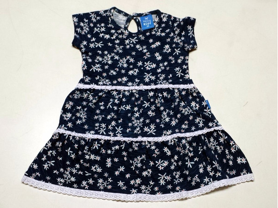 Vestido Bebê Hering - Cód...2236