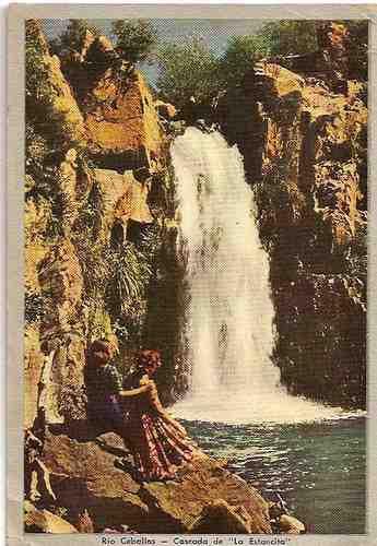 Lote 4 Postales Rio Ceballos - Sierras De Cordoba
