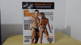Revista Super Treino # Dossiê Bruce Lee # Ótimo Estado