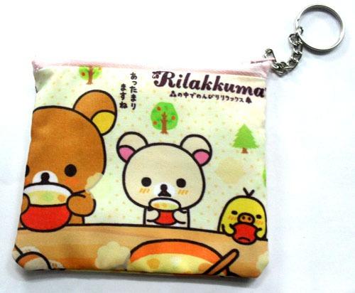 Monedero De Card Rilakkuma Sanrio Super Cute! (6)