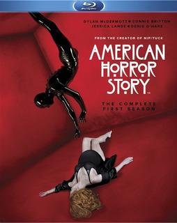 Blu-ray American Horror Story Season 1 / Temporada 1