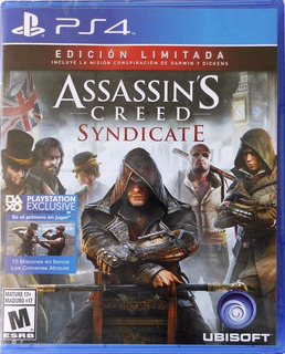 Assassins Creed Syndicate Ps4 Stock Entrega Inmediata!!