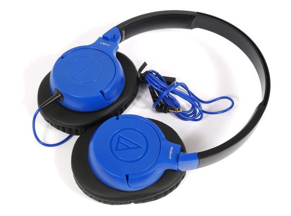Fone De Ouvido Over-ear Audio-technica Sonicfuel Ath-ax1is
