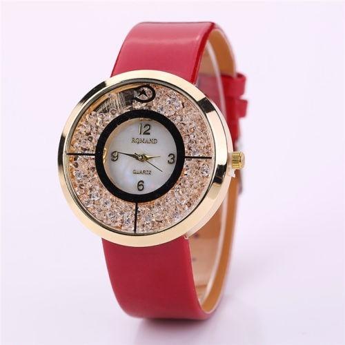 Relógio Estilo Tipo Moda Diferente Modelo Feminino R533