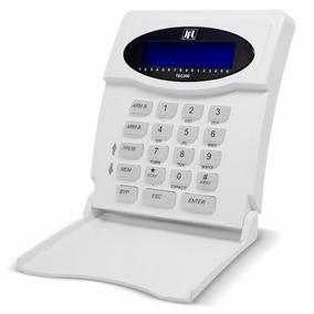 Teclado Lcd Tec-300 Para Centrais Monitoráveis Jfl