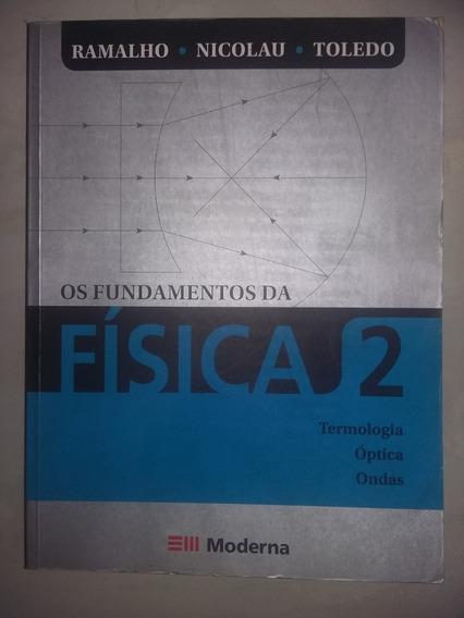 Os Fundamentos Da Física 2 + Cd