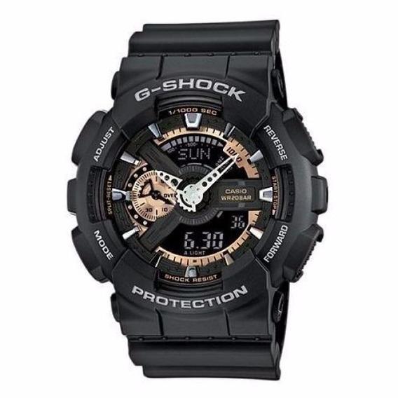 Relógio Cásio G-shock Ga110rg-1a Novo Original Pronta Entreg