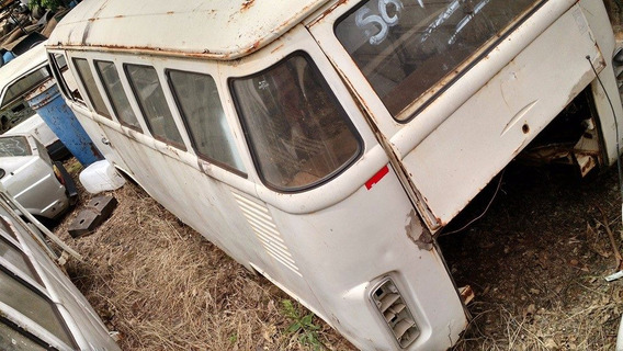 Vw Volkswagen Perua Kombi Sucata 1995 - Nao Vendemos Pecas