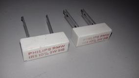 Resistor Philips Porcelana Radial Horizontal 1r5 5w 10%