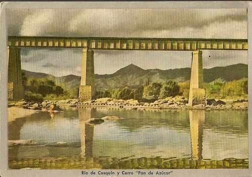 Rio De Cosquin Y Cerro Pan De Azucar -sierras De Cordoba-010