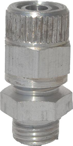 Conexão Niple Roscado 8mm Kit Com 10 Uni - Jety Suspensões