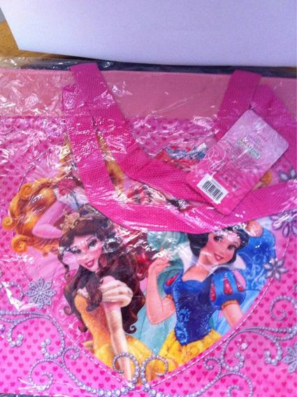 Bolsa Princesas(estilo Sacola)