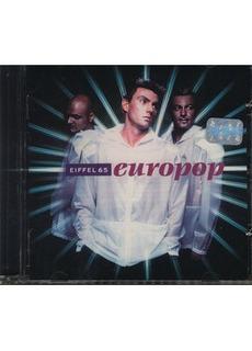 Cd-eiffel 65-europop-em Otimo Estado