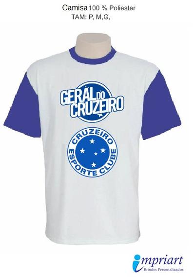 Camisa Time Cruzeiro - Geral Do Cruzeiro