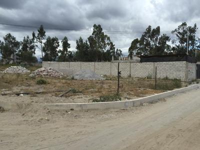 Vendo Lote De Terreno Esquinero Calderon