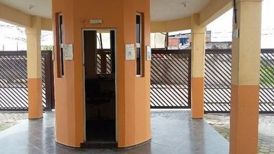 Apartamento No Cibratel Itanhaem Cod: 454