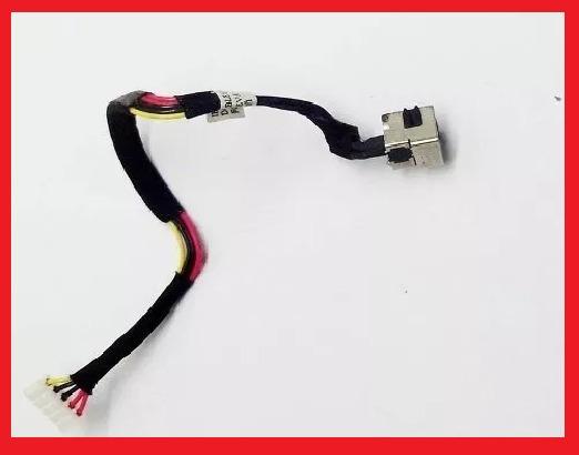 Conector Dc Jack + Cabo Hp Compaq Presario C750 Dc301002x00