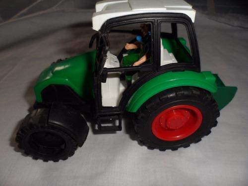 Imagen 1 de 5 de Tractor De Juguete Para Niños