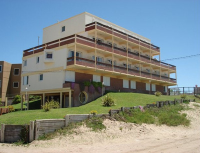 Departamento Sobre La Playa Para 7 Personas