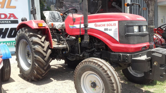 Tractor Apache-solis 60hp