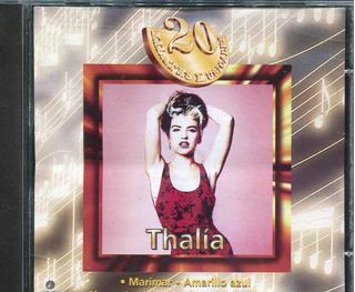 Thalia, Disco Cd. 20 Kilates Musicales