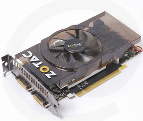 Placa De Video Zotac Gtx550 Ti 1gb 192bit Ddr5