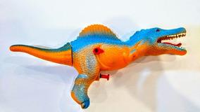 Arma Arminha De Aguá Plastico Em Formato De Dinossauro