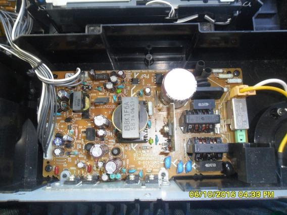 Fonte Completa Cdj Pioneer 1000 Mk3 Dwr 1409-b Em 220ac