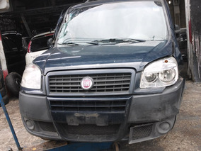 Fiat Doblo Sucata .motor Cambio Lataria E Peças