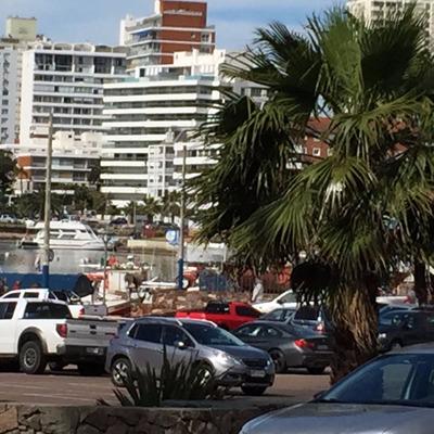 Apto. Frente Al Puerto De Punta Del Este Con Cochera