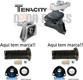 Kit Do Amortecedor Calço Coxim Motor Câmbio  New Civic