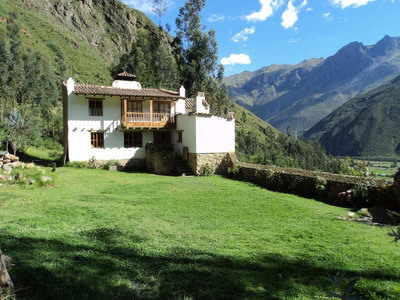 Ollantaytambo Valle Sagrado Cusco