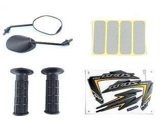 Adesivo / Refletor Capacete / Retrovisor / Manoplas