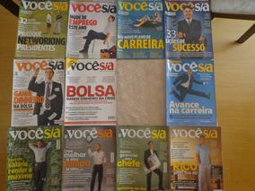 Revista Voce S/a Edições De 2007