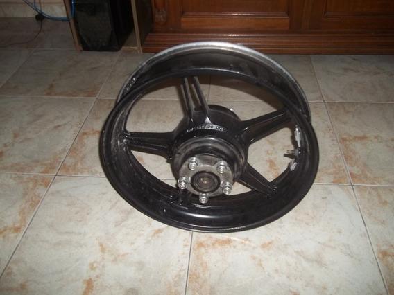 Roda Traseira Moto Cb 300 Freio A Disco