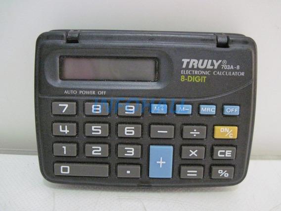 Calculadora Truly 703a-8