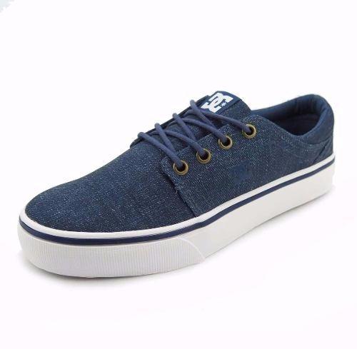 Tênis Dc Shoes Trase Tx Se Jeans Azul