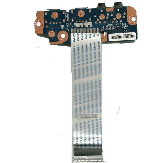 Placa Audio Som Usb Mitsubishi Pbl10 Ls-6732p