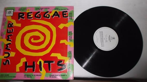 Lp Reggae Summer Hits- Bob Marley, Rita Marley, Buju Banton