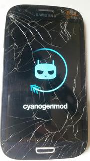 .d Celular Samsung I9082 5 8mp 8gb Trincado Mas 100%