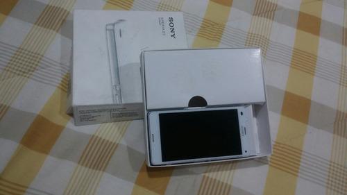 Imagem 1 de 6 de Sony Xperia Z3 Compact Branco Com 6 Meses De Uso