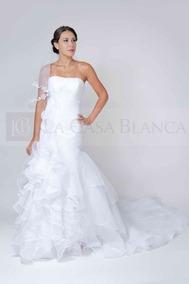 Vestido De Novia Coleccion Hk 2015, Casa Blanca