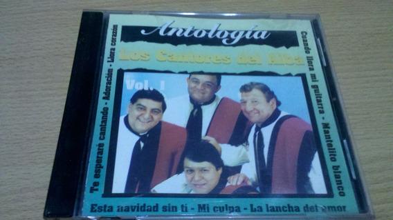 Los Cantores Del Alba - Antología - Vol.1 - Cd Original
