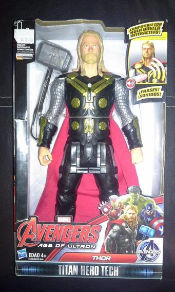 Thor Electronico Con Sonido Hasbro