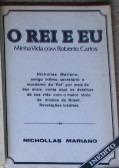 O Rei E Eu - Biografia Proibida De Roberto Carlos - Raridade