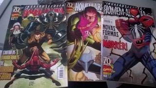 Hq Marvel Homem-aranha Panini Diversos Homem Aranha